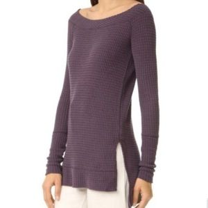 Free People We The Free Kate Thermal Tunic